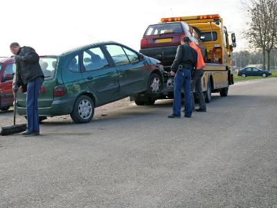 vaughan scrap car