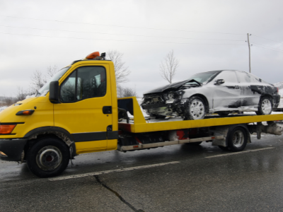 scrap car removal specialists in Brampton