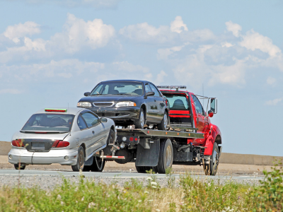 scrap car removal companies in Toronto